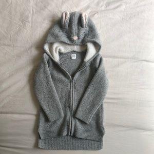 Baby gap mouse hoodie
